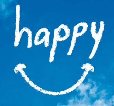 4 cosas que te harán feliz