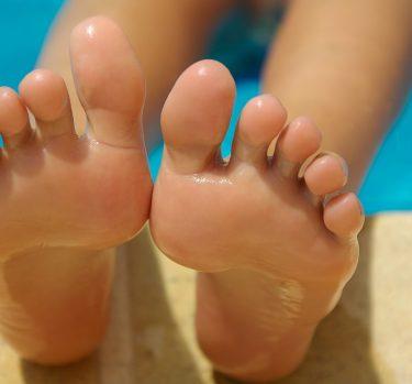 ¿Tienes los pies chicos?