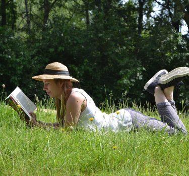 ¿Te gusta leer novelas?