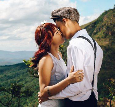 La ciencia detrás de un beso