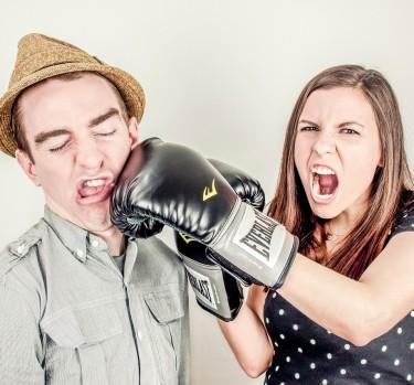 ¿Te has peleado con tu pareja?