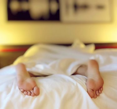 ¿Dormir cuando hace calor?