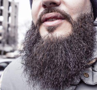 ¿Te gustan los barbones?