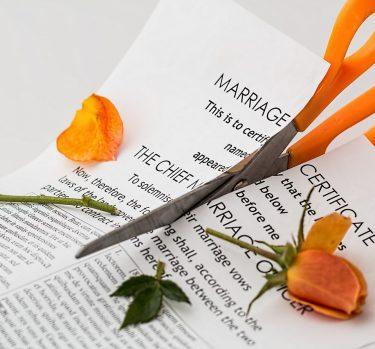 ¿Ruptura o divorcio?