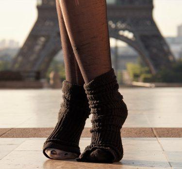 ¿Son compatibles los calcetines y el orgasmo?