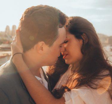 ¿Por qué nos besamos?