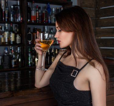 El alcohol y la percepción de la belleza