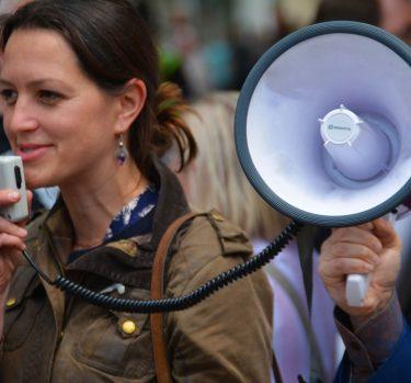 ¿Odias hablar en público?
