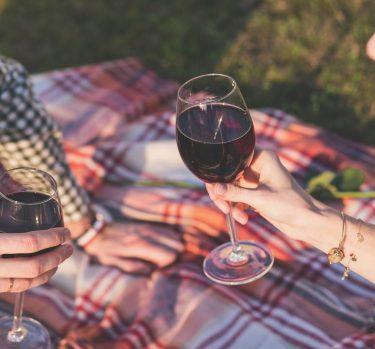 El vino tinto también tiene beneficios