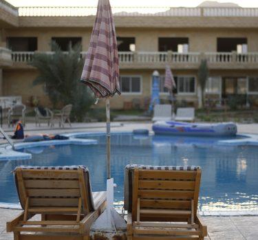 Huéspedes incómodos en los hoteles