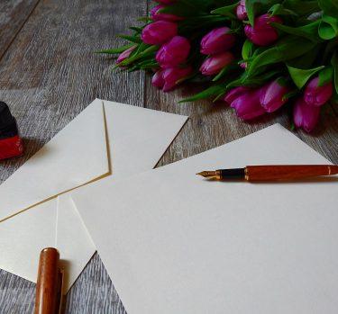 El poder de las cartas de amor