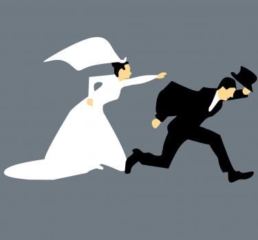 Divorcio por no dormir