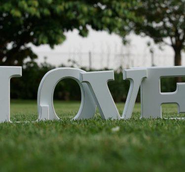"""Cómo decir """"te amo"""" sin palabras"""