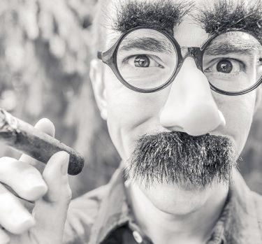 ¿Estás de buenos bigotes?
